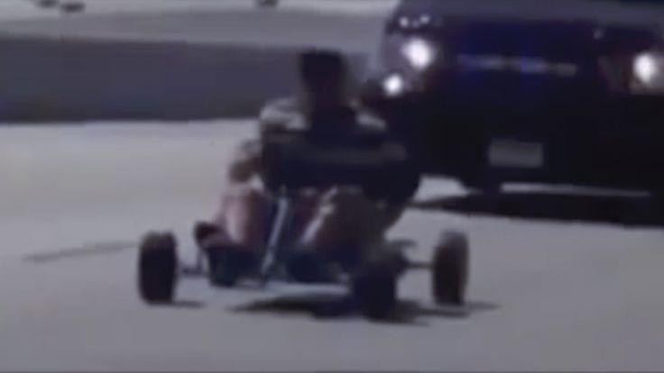Course-poursuite : la rencontre improbable entre Mario Kart et GTA