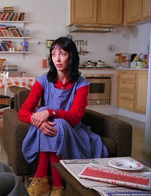 Scary movie 2 red dress jessica