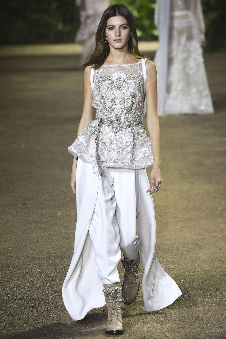 Elie Saab Couture Lente 2016 - Vogue Nederland