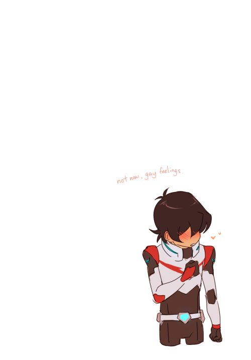 2/2 (Click on this Tumblr page for more beautiful Klance)