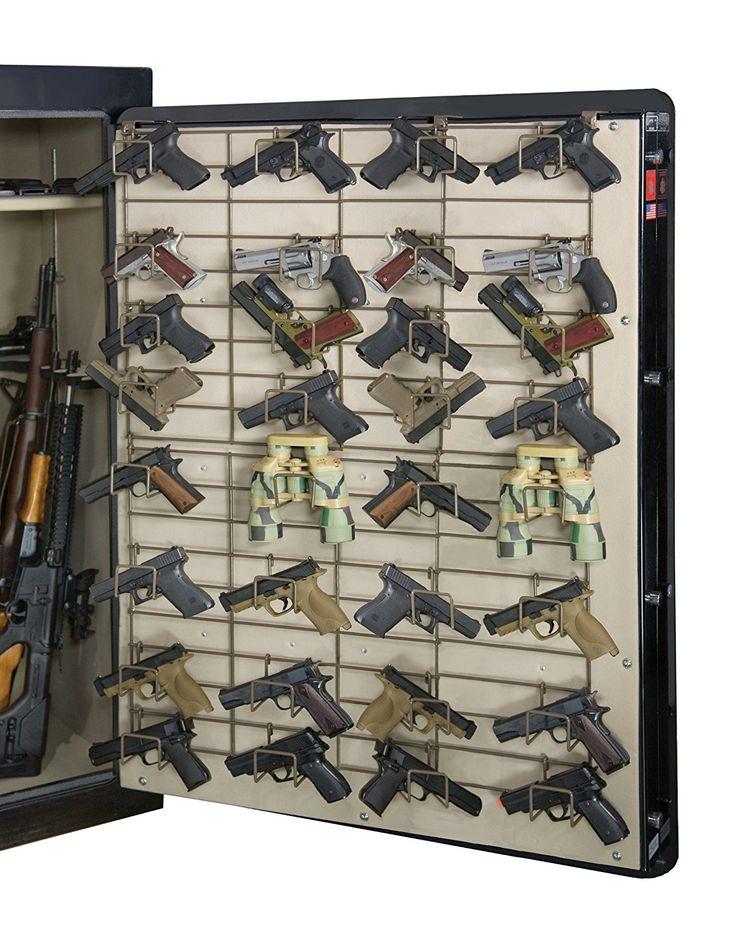 Amazon   Rack ' EM THE Maximizer 32Pistol in-safeハンドガンラック(フルドア)   プロチーム・ファングッズ   スポーツ&アウトドア 通販