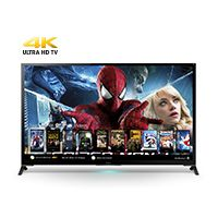 Sony(R) 4K Ultra HD TVs