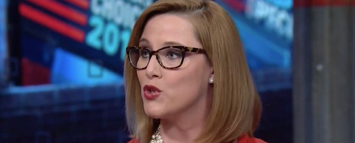 This is kind of surprising because S.E. Cupp doesn't seem to be a fan of the Tednado, but she said based on how he took on the Donald that he won the debate tonight.
