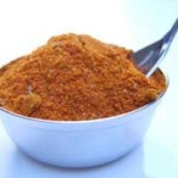 Tikka Masala Spice Mix Recipe | 1 teaspoon red pepper flakes 1 teaspoon cumin seeds 1 teaspoon ground coriander seeds 1 teaspoon turmeric 1 teaspoon salt or to taste *Marinade: Add spices to 1/4 cup olive oil *