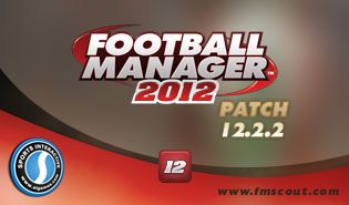 Football Manager 2012 Patch 12.2.2