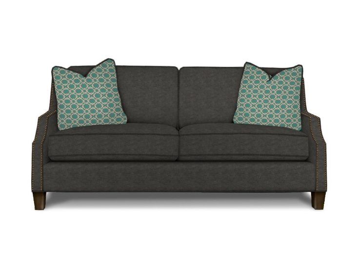 Better Homes And Gardens By Craftmaster Living Room Sofa   Hickory  Furniture Mart   Hickory, NC