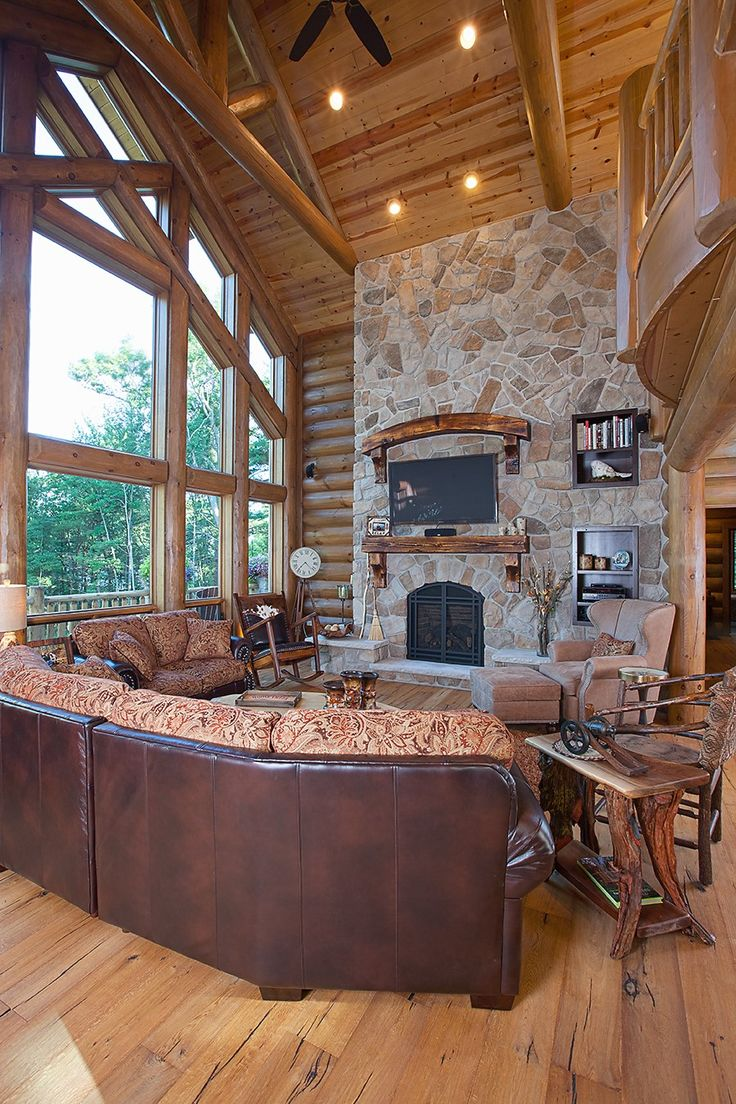 37 best great rooms images on pinterest log homes wisconsin and