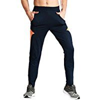 Men's Athletic Pants for Outdoor and Multi Sports >>> You can find more details by visiting the image link.