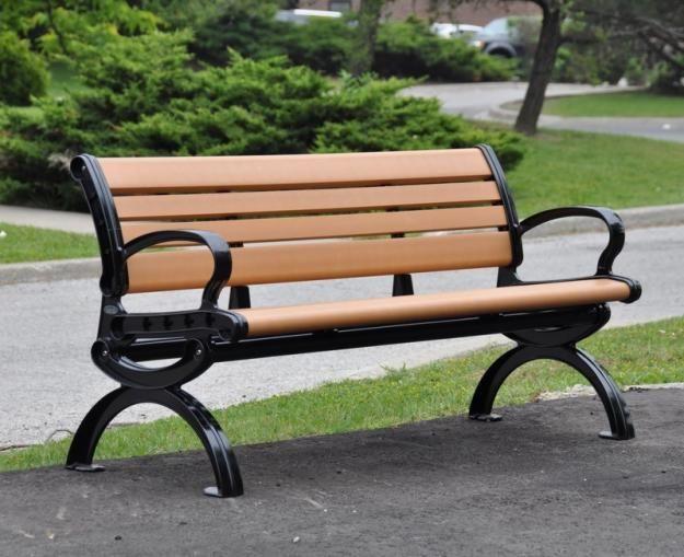 metal outdoor garden benches designs