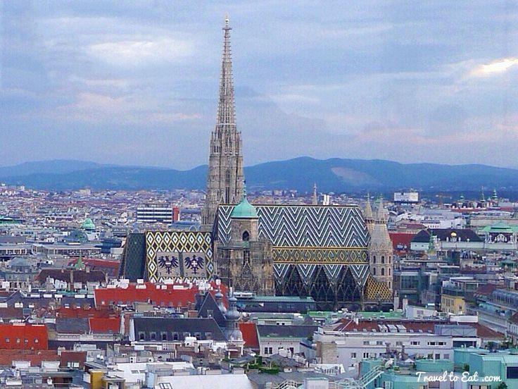 Saint Stephen's Cathedral or Stephansdom. Vienna, Austria