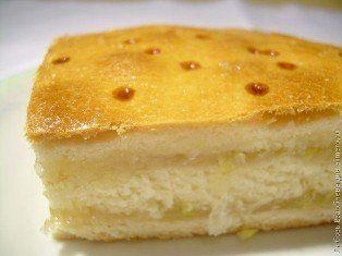 Лимонный пирог от Дюкана