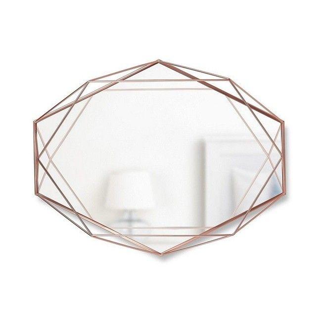 Les 25 meilleures id es de la cat gorie miroir mural sur for Miroir geometrique