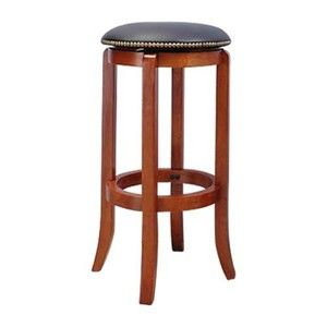 Boraam 30032 Cordova Swivel Stool, 29-Inch, ES Cherry