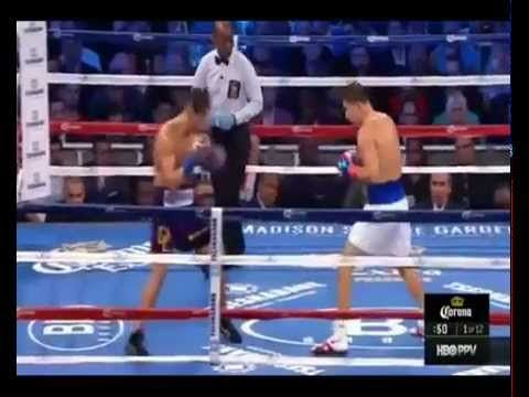 Gennady Golovkin vs David Lemieux - Full Fight | Геннадий Головкин vs Дэ...