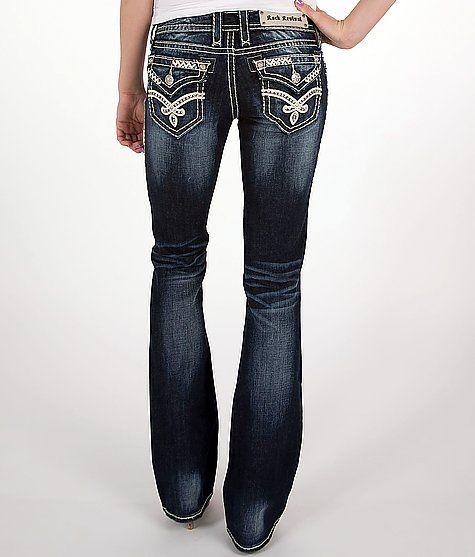 Rock Revival Elaina Boot Stretch Jean