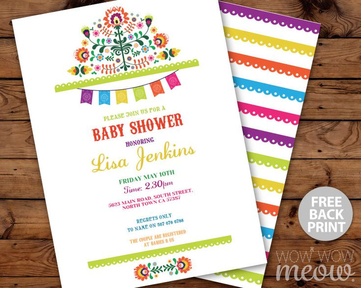 Printable Invitations Nz
