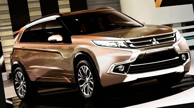 2018 Mitsubishi Outlander – Expected to Be More Than a Mere Facelift