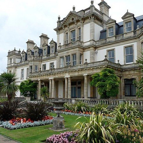 """Dyffryn Gardens, Vale of Glamorgan, Wales 