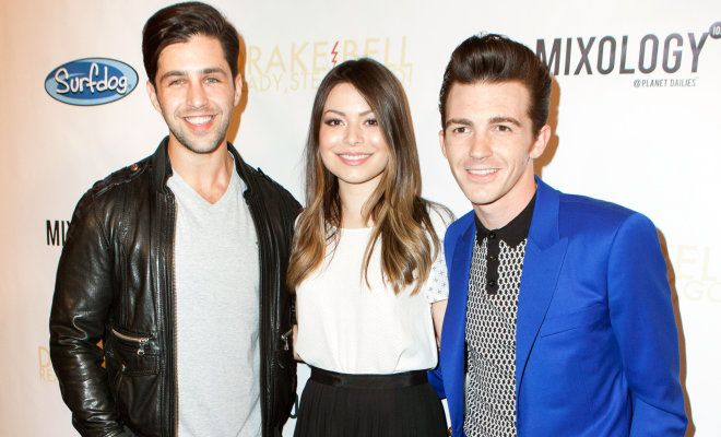 'Drake and Josh' Reunion at Drake Bell Album Release Party, Plus Justin Bieber Crashed the Event?