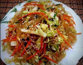 Ассорти-салат «Китайский Харбин»