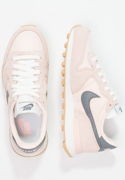 san francisco 033a1 b5a44 Nike Sportswear INTERNATIONALIST - Sneaker low - sunset tint cool  grey summit white - Zalando.de