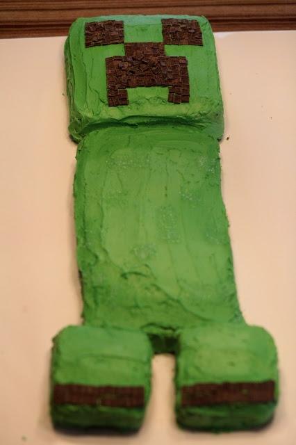 A Better Dream: Minecraft Party Recap...