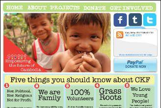 Cambodian Kids Foundation