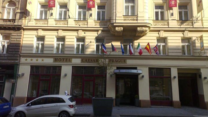 Hotel Caesar Prague in Praha, Hlavní město Praha