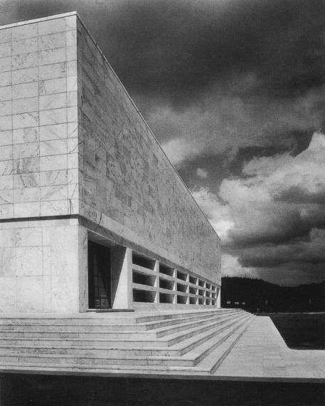 Luigi Moretti - ONB Casa Balilla Sperimentale, Rom 1937