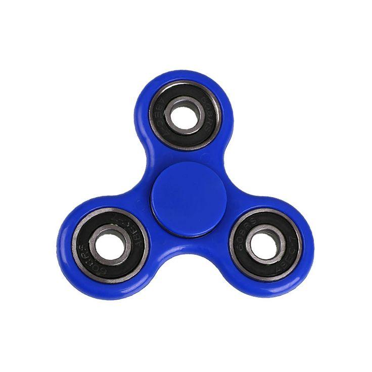Spinner Fidget albastru