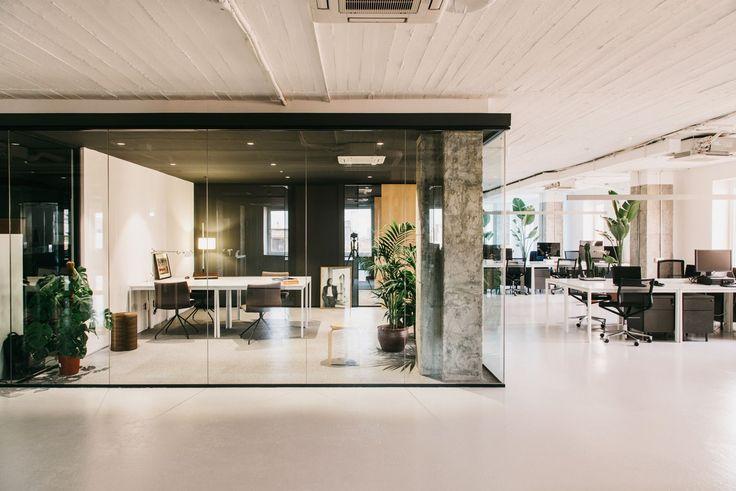 CLOUD Coworking in Barcelona, Spain by MESURA | Yellowtrace