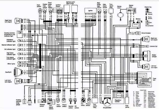 17+ Suzuki Motorcycle Wiring Diagram - Motorcycle Diagram - Wiringg.net |  Motorcycle wiring, Suzuki, Diagram | Vs1400 Wiring Diagram |  | Pinterest