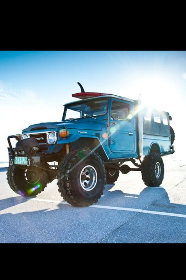Landers Mclarty Toyota >> 53 best images about FJ40 on Pinterest
