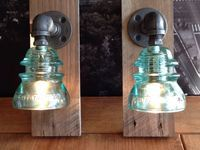 1000+ images about Glass Insulators on Pinterest | Glass insulators, Glasses and Pendant lights