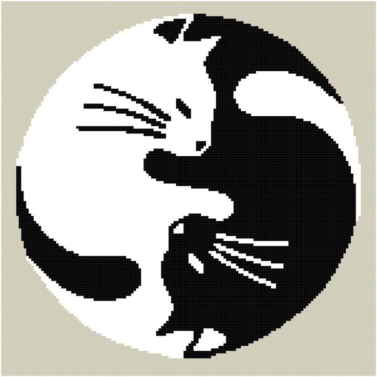 Yin yang cats 150x150