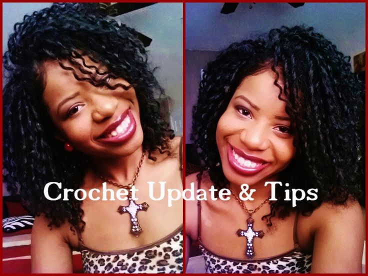 Crochet Braids: UPDATE & TIPS!! Lookin Good, Girl Pinterest