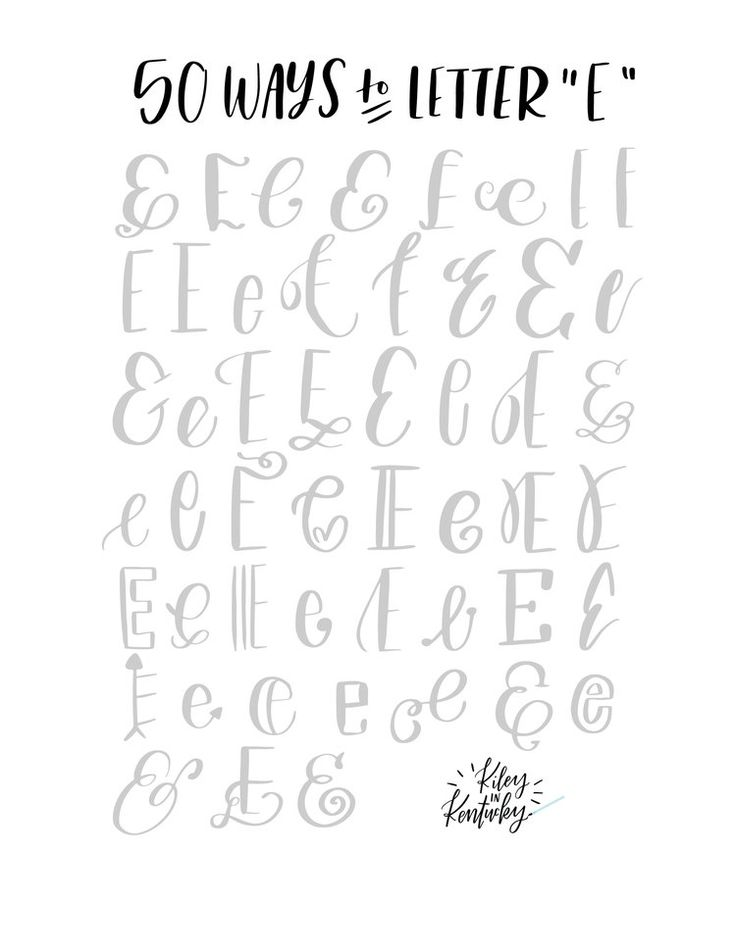Ideas about hand lettering on pinterest