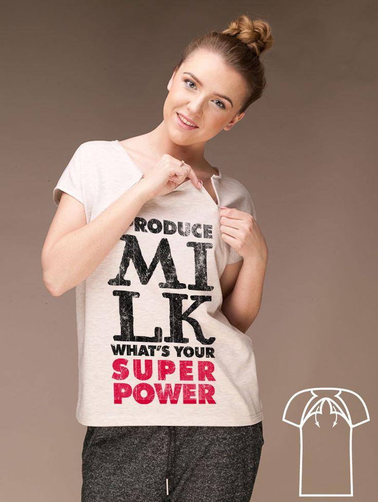 superpower, breastfeeding, milk, mom, mother, motherhood, mama, karmienie piersią, odzież do karmienia piersią, bluzki, w co się ubrać przy karmieniu piersią, karmie swobodnie