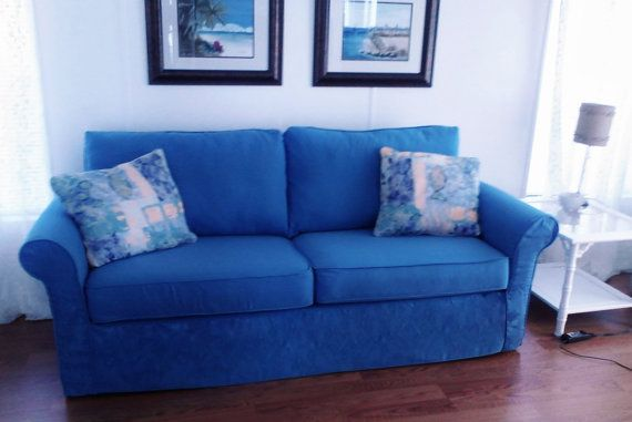 t denim slipcovers cushion slipcover sofa