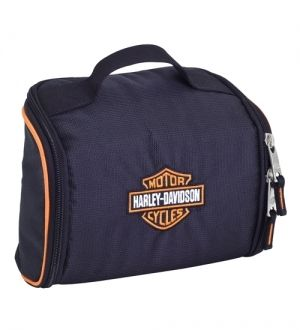 Harley-Davidson Fabric Toiletry Bag