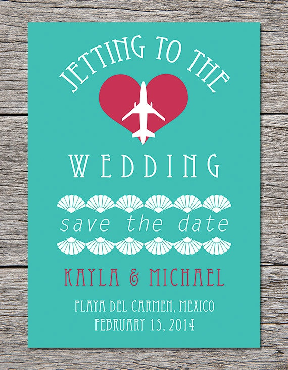 1000 images about Save The DatesInvites – Save the Date Wording for Destination Wedding