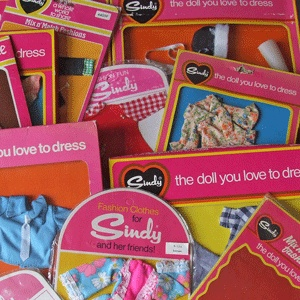 Sindy Clothes