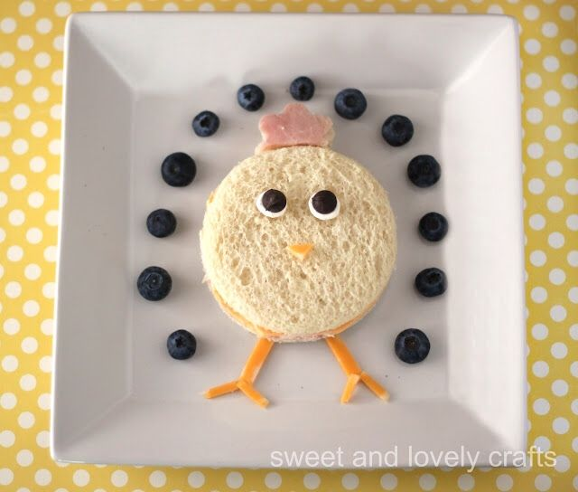 Finally an Easter idea with food my kids would actually eat - #BlueRibbonBread