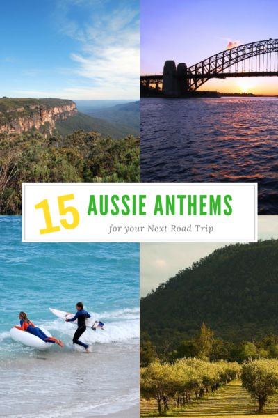 15 Aussie Anthems for your Next Road Trip - Roaming Required