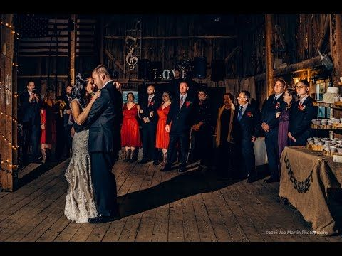 Wedding at Tumbledown Farms a New Hampshire Wedding Venue
