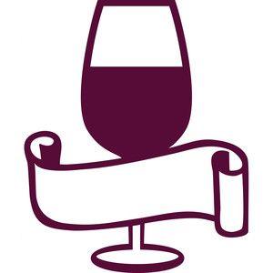 Silhouette Design Store: wine banner