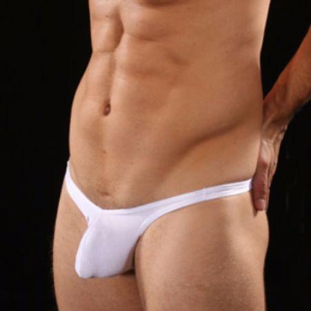 White Sling Shot G Mens Sexy underwear  https://www.cupidvilla.com