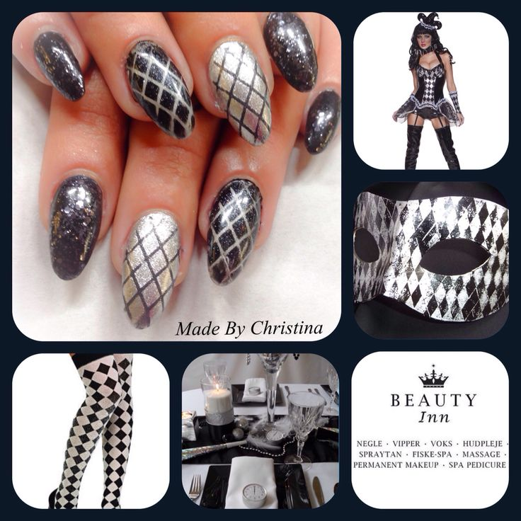 Happy New Year , Shellac Design .Black and Silver .
