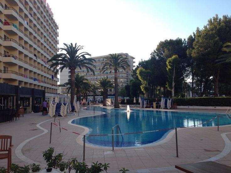 Sol Mirlos Tordos Hotel en Mallorca, Palmanova