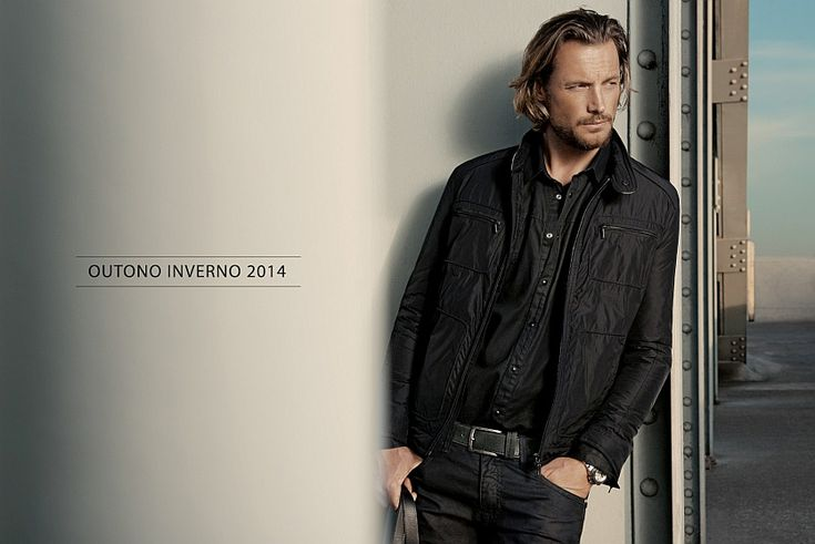 Gabriel Aubry for VR Fall/Winter 2014 Campaign